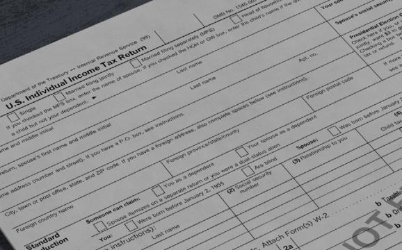 דוח טופס 1040 יחיד אמריקאי אלון אהרונוף רוח אמריקאי רואה חשבון