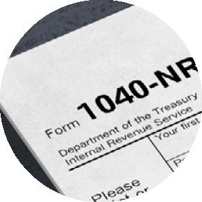 1040NR אלון אהרונוף רוח אמריקאי רואה חשבון