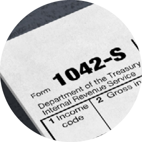 1042S אלון אהרונוף רוח אמריקאי רואה חשבון
