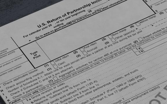 דוח טופס 1065 LLC אלון אהרונוף רוח אמריקאי רואה חשבון